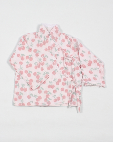 Cherry Print Bhoto Set