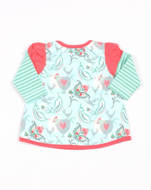 Colourful Baby Top - For baby girl